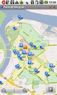 Parkiraj Beograd- screenshot thumbnail