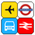 Traffic & Travel Alert UK logo