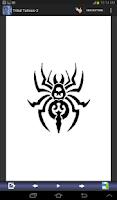 Screenshot of Tribal Tattoo Designs Set-2
