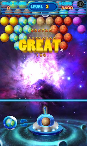 【免費街機App】銀河系泡泡龍-APP點子