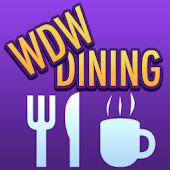 Disney World Dining Planner