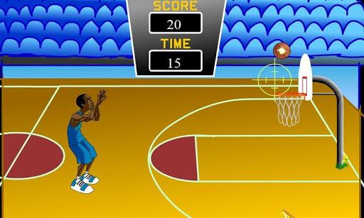 Basketball Shoot Gun