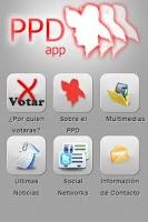 Screenshot of Partido Popular Democrático
