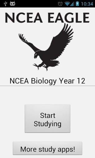 NCEA Biology Year 12