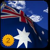 Australia Flag + LWP
