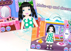 Screenshot of Kids Hair salon hairdo barber