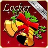 Christmas 2 Go Locker theme