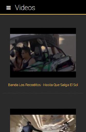 Banda Los Recoditos Fan Club
