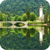 Lake Bohinj Live Wallpaper