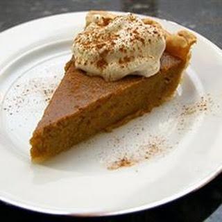 Sweet Potato Butternut Squash Pie.