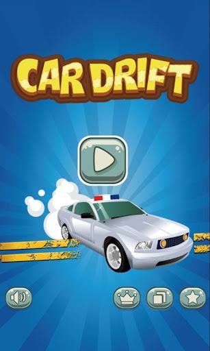 警车漂移 - Police Car Drift