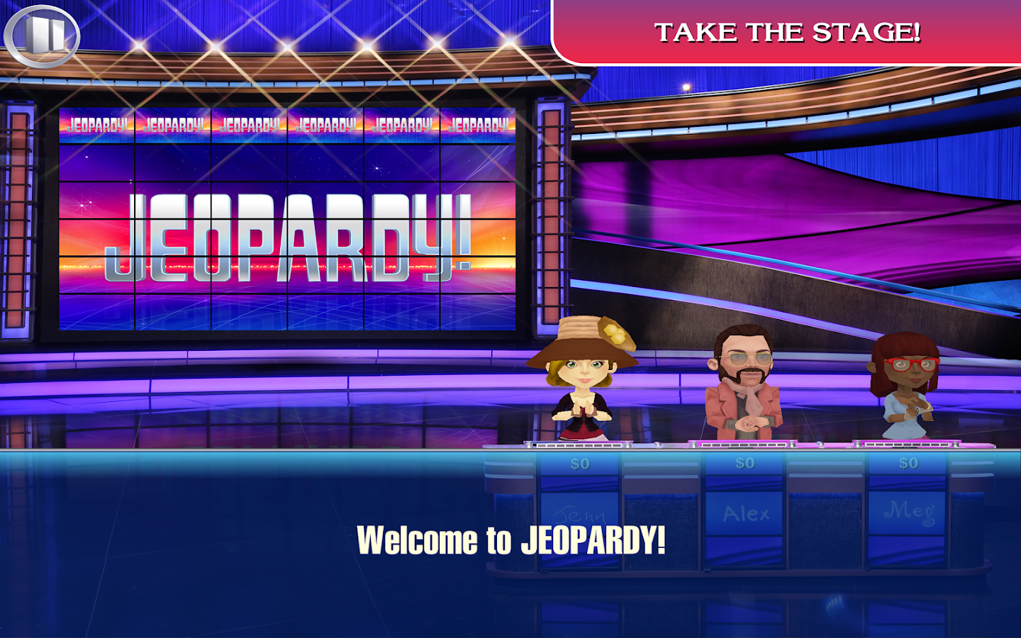 Jeopardy! - screenshot