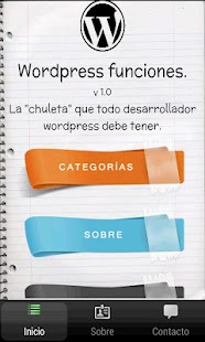 Funciones Wordpress - screenshot thumbnail