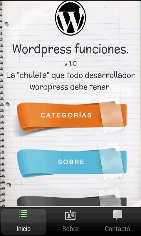 Funciones Wordpress - screenshot