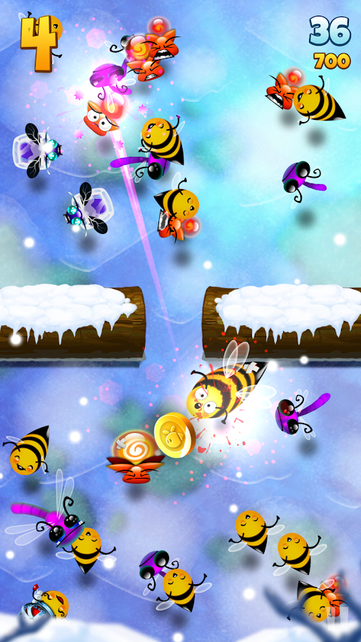 Pop Bugs - screenshot