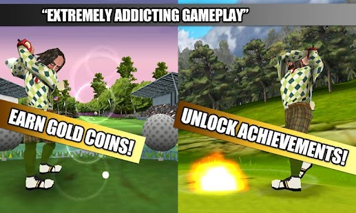 Golf Battle 3D. - screenshot thumbnail