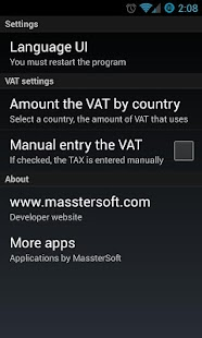 Check the VAT- screenshot thumbnail