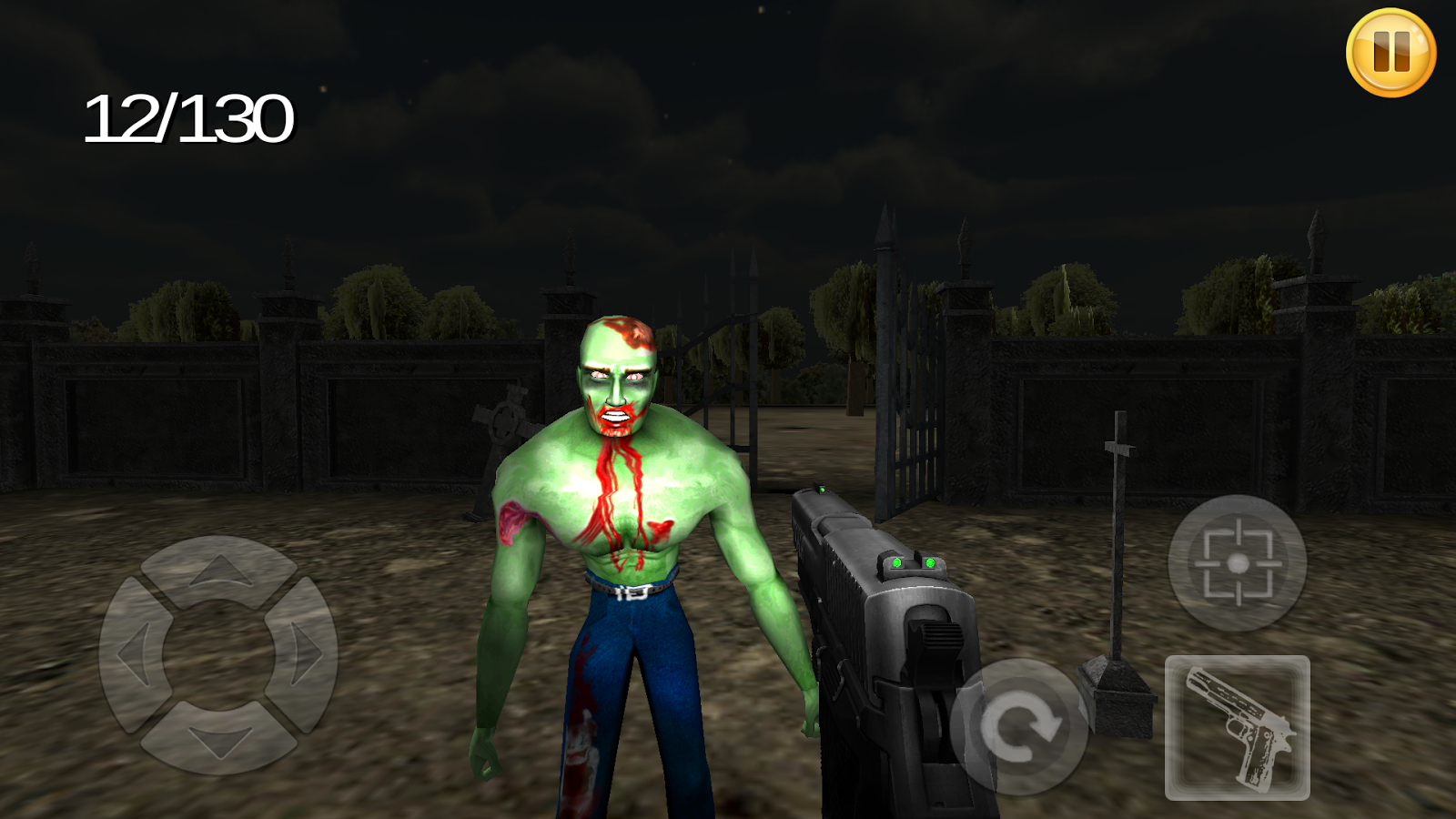 Zombies Tomb 3D - screenshot