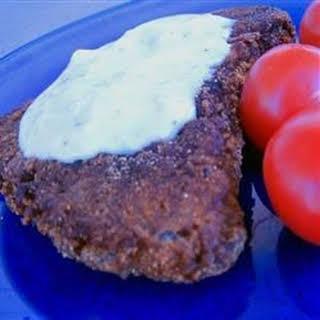 Chicken Fried Venison Steaks.