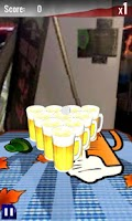 Screenshot of Beer Pong HD Free
