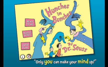 Hunches in Bunches - Dr. Seuss Screenshot 1