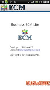 Business ECM Lite- screenshot thumbnail