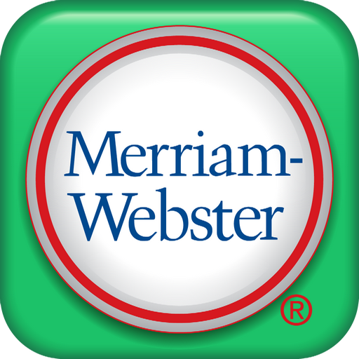 Merriam-Webster's Essential LOGO-APP點子