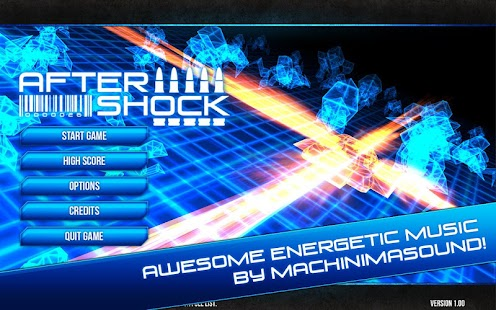 Aftershock Free - screenshot thumbnail