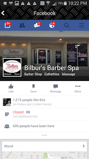 Bilbur's Barber Spa- screenshot thumbnail