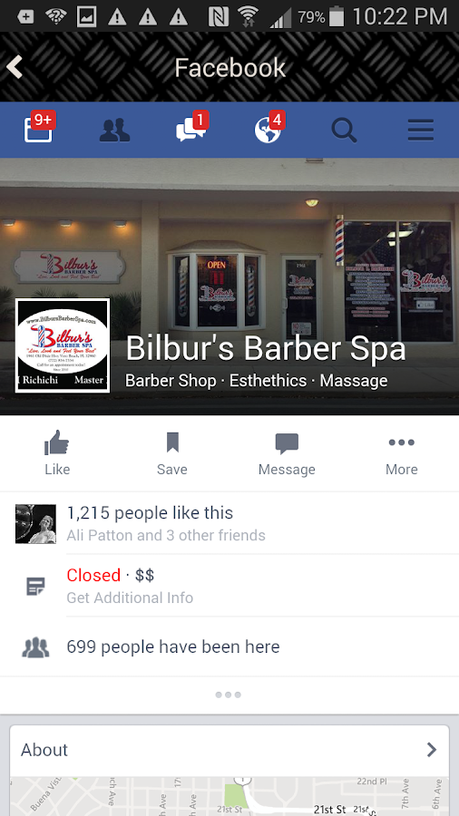 Bilbur's Barber Spa- screenshot