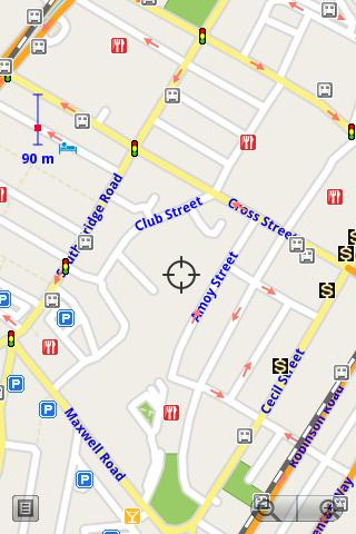 Offline Map Saigon - screenshot