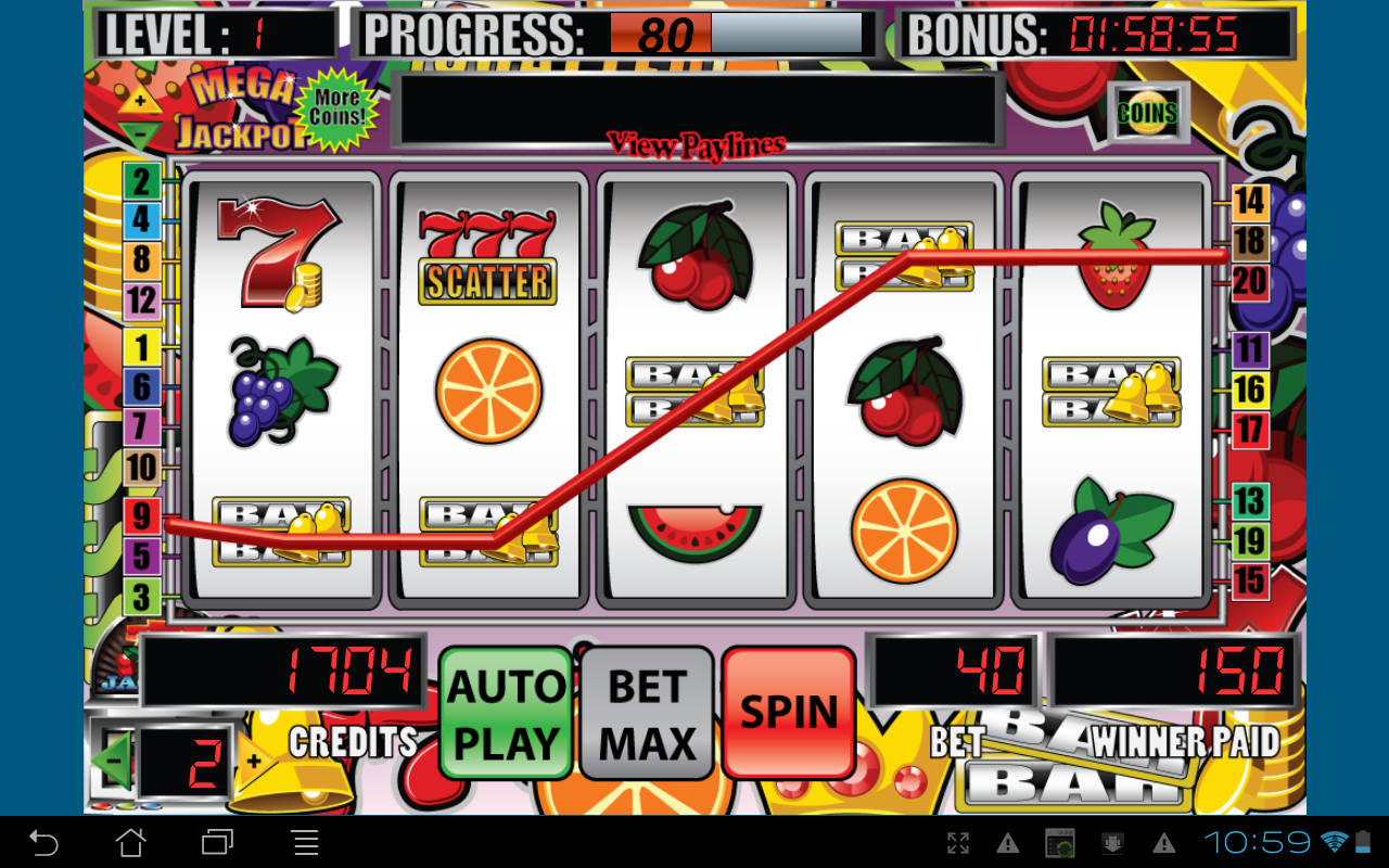 Jackpot Crown Slot - Free to Play Online Demo Game