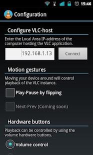 VLCRemote- screenshot thumbnail
