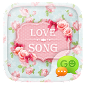 GO SMS LOVE SONG THEME icon