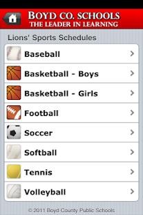 Boyd County Schools - screenshot thumbnail