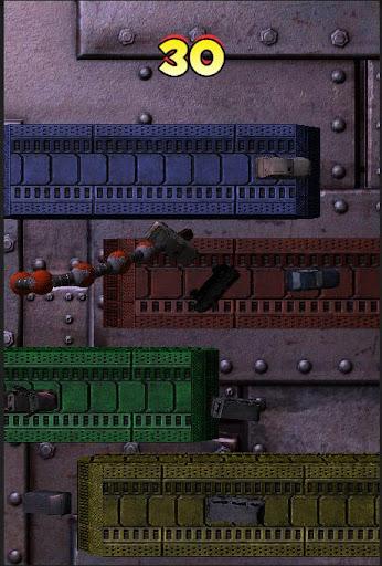 不可能的机车库
