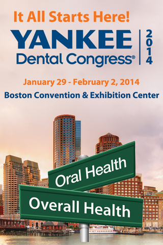 Yankee Dental Congress 2014