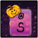 KB SKIN - Pumpkin N Purple icon