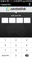 Screenshot of Express Plus Job Seekers