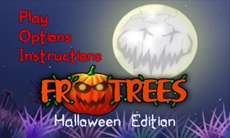 Frootrees Halloween Edition - screenshot