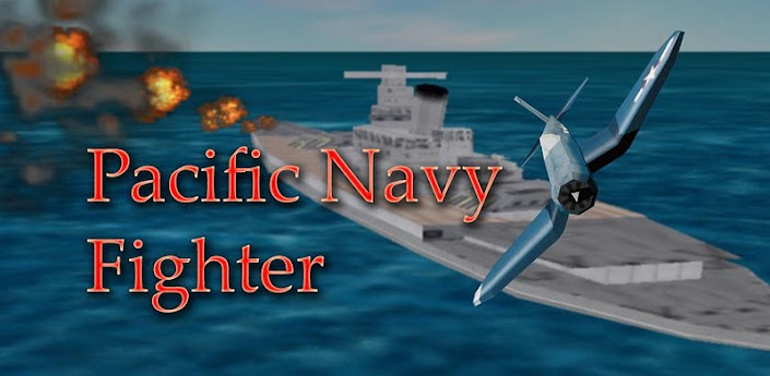 Pacific Navy Fighter
