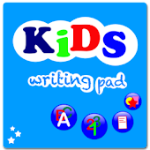 Kids Writing Pad Number Letter