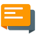 EvolveSMS (Text Messaging) icon