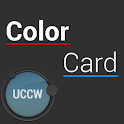 Color Card UCCW Skin