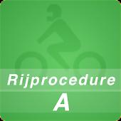 Rijprocedure A