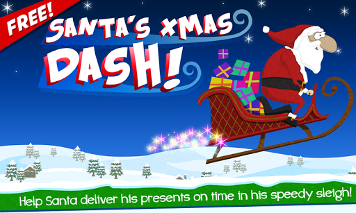 Santa's Xmas Dash