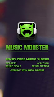 Free Music Monster for Youtube- screenshot thumbnail