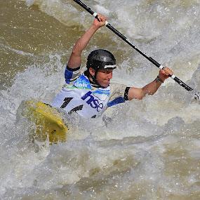 Kayak race by Branko Frelih - Sports & Fitness Watersports (  )