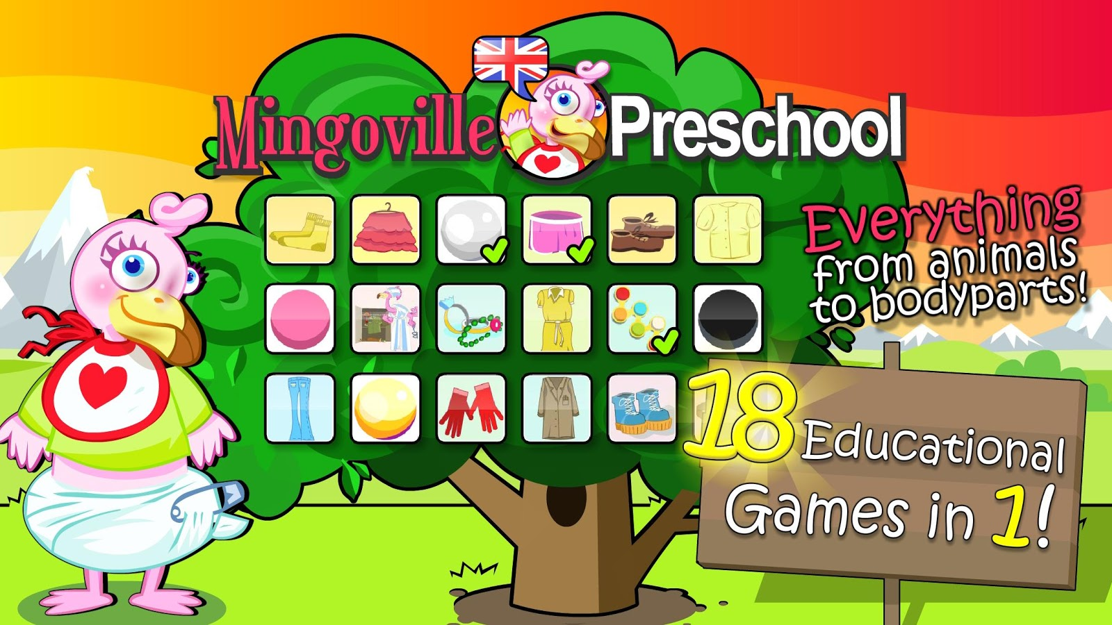 English for Kids - Preschool- screenshot