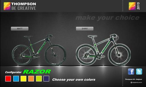 THOMPSON BIKES - MTB RAZOR 2.0
